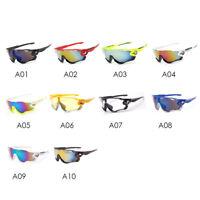 Outdoor Eyewear Sunglasses Riding Bike Goggle Cycling Glasses UV Lens Universal