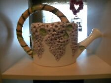 White Ceramic Watering Can