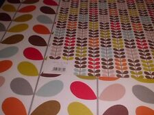 Orla Kiely Multi Stem Print Flat Wrap Wrapping Paper Sent Folded
