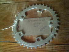 38 TOOTH STRONGLIGHT COMPACT   110 BCD 9 SPEED  CHAINRING