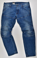 G-STAR RAW, Elwood 5620 Deconstructed 3D Low Tapered, W33 L30 Jeans Jeanshose