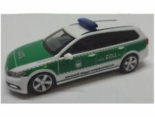 Herpa 929455 VW Passat B8 Zoll stoppt Schwarzarbeit FKS 1:87 Sondermodell Neu
