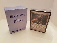 MTG Standard  & Theme Decks - Blue & White Allies Magic the Gathering