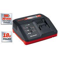 Einhell Power-X-Change 18 Volt System-Schnellladegerät Ladegerät Ladestation