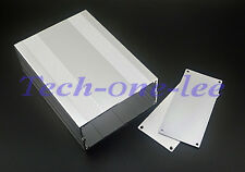 Aluminium Box Project case Enclosure Electrical Waterproof DIY Junction Split
