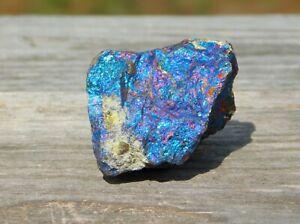 Peacock Ore Bornite Rare with Sphalerite Iridescence 91g Cleanse Balance Energy