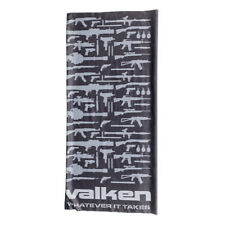 Valken Multiwrap / Bandana / Headwrap - Tactical Arsenal - Black