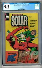 """Doctor Solar, Man Of the Atom #30 (1982) CGC 9.2  OW/W Pages  """"Whitman"""""""