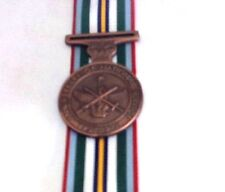 NASHO  Medal  Replica Come With 300mm of  Ribbon