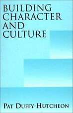 Building Character and Culture (Art Reference Collection; 18)-ExLibrary