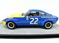 Model Car Scale 1:18 Vauxhall Gt 1900 vehicles road Racing Modellauto New