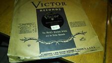 SOUSA'S BAND EL CAPITAN MARCH / WASHINGTON POST MARCH  78 RPM RECORD