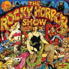The Rocky Horror Show - Original London Cast (180g Red Lp Vinyl) New/Sealed