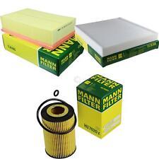 MANN-Filter Inspektions Set Ölfilter Luftfilter Innenraumfilter MOLI-10152460