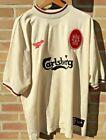 Liverpool Football Shirt maglia Carlsberg 1996 1997 46/48