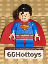 LEGO DC Universe Super Heroes 6862 Superman Minifigure NEW