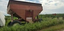 M & W Gravity Wagon Little Red Wagon 1980's used