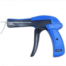 Professional Cable Wire Tie Gun - Install and Cut Plastic Nylon Ties