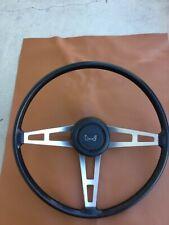 Honda Civic CVCC Steering Wheel, Horn Buttons Deleted