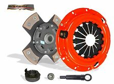 CLUTCH KIT STAGE 3 BAHNHOF FOR 90-96 FORD ESCORT MERCURY TRACER MAZDA PROTEGE L4