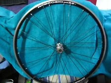 AMBROSIO ws23 Alloy Front Wheel, Bianchi Hub ..  made in Italy