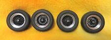 GMP 1/18 - BUICK GNX WHEEL & TIRE SET GRAND NATIONAL - Fits Ertl Hwy 61 Acme