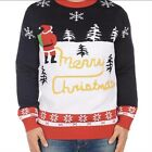 Tipsy Elves Ugly Christmas Sweater. Size M