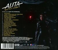ALITA:BATTLE ANGEL - OST/HOLKENBORG,TOM/MIT SWAN SONG VON DUA LIPA   CD NEU