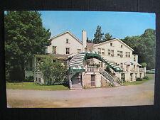 Graeffenburg Inn & Caledonia Golf Club PA Lincoln Highway US 30 Postcard