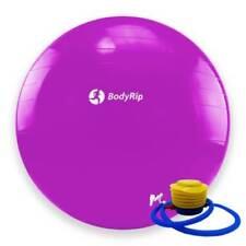 Palle rosa per esercizi per palestra, fitness, corsa e yoga Dimensioni 65cm