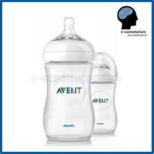 Philips AVENT Natural Bottle 9oz / 260ml - Two Bottles