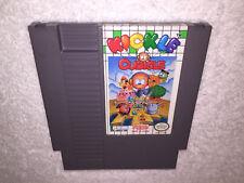 Kickle Cubicle (Nintendo Entertainment System, 1990) NES Game Cartridge Exc!