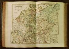 1854c,SPRUNER ATLAS:GERMANIA-DEUTSCHLAND.TAV.XI.Von 1792 bis Gegenwart 1853.ETNA