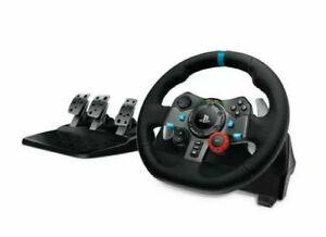Logitech G29 Driving Force RaceWheel (941-000110)-PlayStation 3/PlayStation 4/PC