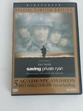 Saving Private Ryan Special Limited Edition Widescreen Used Condition Dvd