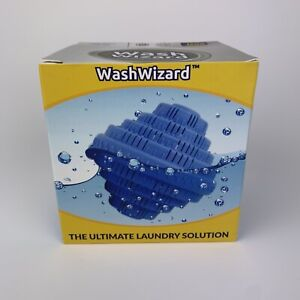 Wash Wizard Laundry Ball Solution Reusable Detergent Alternative 1500 Loads NEW!
