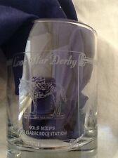 1997-2001 Winners Lone Star Derby 92.5 KZPS Cocktail Glass