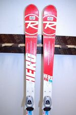 Rossignol Hero FIS GS Pro 144 cm Ski + Salomon L 39 Bindings