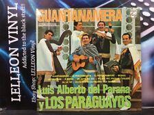 Guantanamera Luis Alberto Del Parana Y Los Paraguayos LP 6436503 World 60's 70's