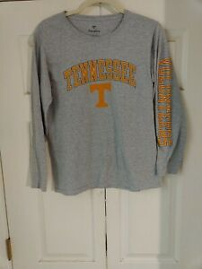 Men's Fanatics University of Tennesee Long Sleeve T-Shirt Size Large