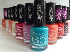 Rimmel 60 Second Nail Polish Pack Of 15 Assorted Shades
