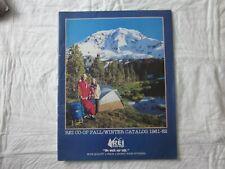 REI Fall/Winter 1981/1982 Catalog