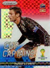 2014 World Cup Soccer Prizm Red White Blue Cup Captains No.13 H. LLORIS (France)