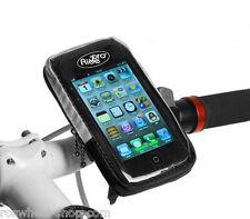 Bicicleta soporte para teléfono móvil Manillar ciclo caso Soporte Para Iphone 4 5 Galaxy S2 Etc