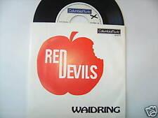 """7"""" RED DEVILS BABICKA WAIDRING R. SIEGEL"""