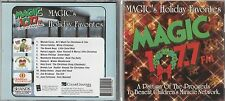 Magic 107.7 Holiday Favorites from 2001 - Promotional Giveaway CD - 1224