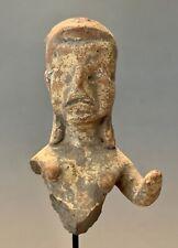 Buste de déesse de fertilité Tlatilco Mexique 1150 à 550 avant Jc