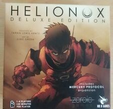 Helionox - Deluxe - Premium Sleeved - Kickstarter