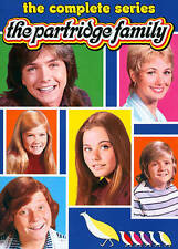 Partridge Family: The Complete Series (DVD, 2013, 12-Disc Set) - NEW!!