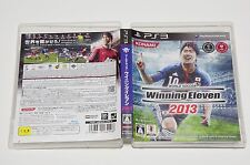World Soccer Winning Eleven 2013 PS3 Konami Sony Playstation 3 Japan USED